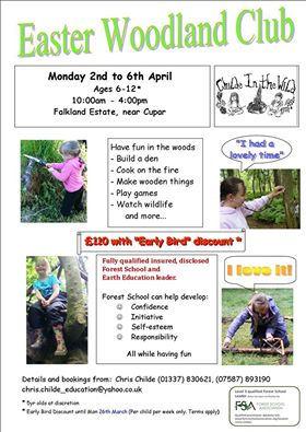 Easter Woodland Club