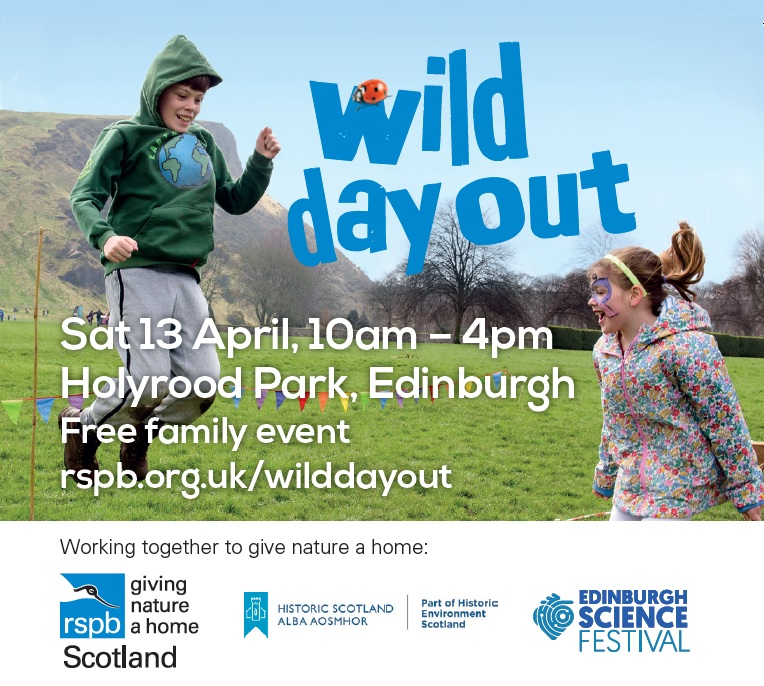 RSPB's Wild Day Out